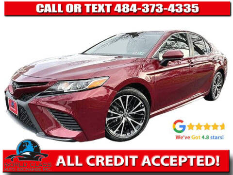 2018 Toyota Camry for sale at World Class Auto Exchange in Lansdowne PA