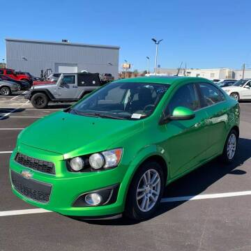 2014 Chevrolet Sonic for sale at CARZ4YOU.com in Robertsdale AL