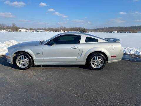 2006 Ford Mustang for sale at Wendell Greene Motors Inc in Hamilton OH