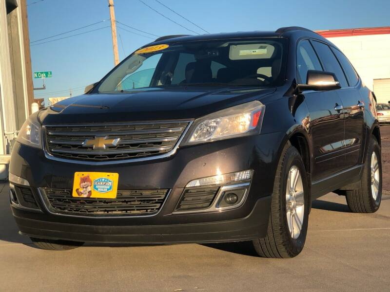 2013 Chevrolet Traverse for sale at El Tucanazo Auto Sales in Grand Island NE