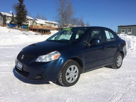 2010 Suzuki SX4 for sale at Delta Car Connection LLC in Anchorage AK