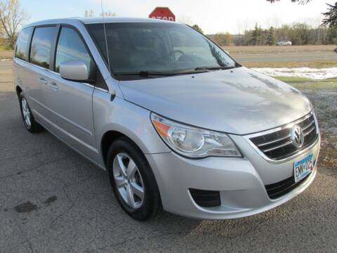 2009 Volkswagen Routan for sale at Buy-Rite Auto Sales in Shakopee MN
