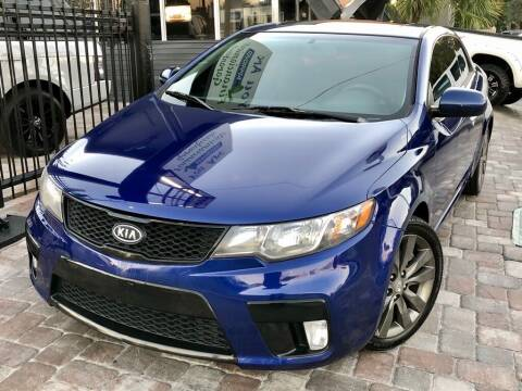 2011 Kia Forte Koup for sale at Unique Motors of Tampa in Tampa FL