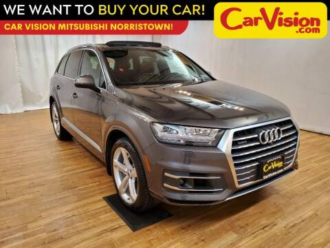 2019 Audi Q7 for sale at Car Vision Mitsubishi Norristown in Trooper PA