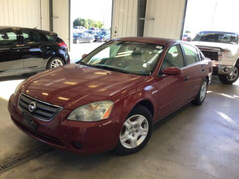 2003 Nissan Altima for sale at Government Fleet Sales - Buy Here Pay Here in Kansas City MO