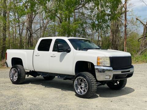 2008 Chevrolet Silverado 2500HD for sale at Charlie's Used Cars in Thomasville NC