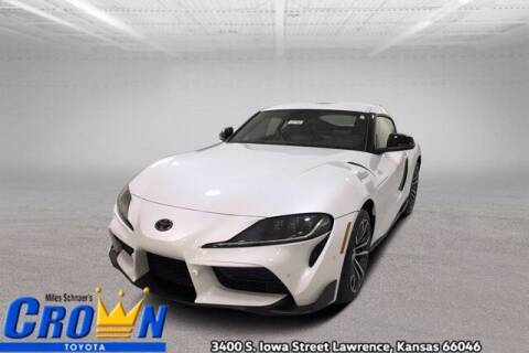 2021 Toyota GR Supra for sale at Crown Automotive of Lawrence Kansas in Lawrence KS