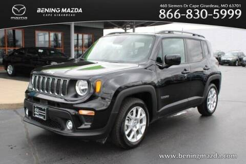 2020 Jeep Renegade for sale at Bening Mazda in Cape Girardeau MO