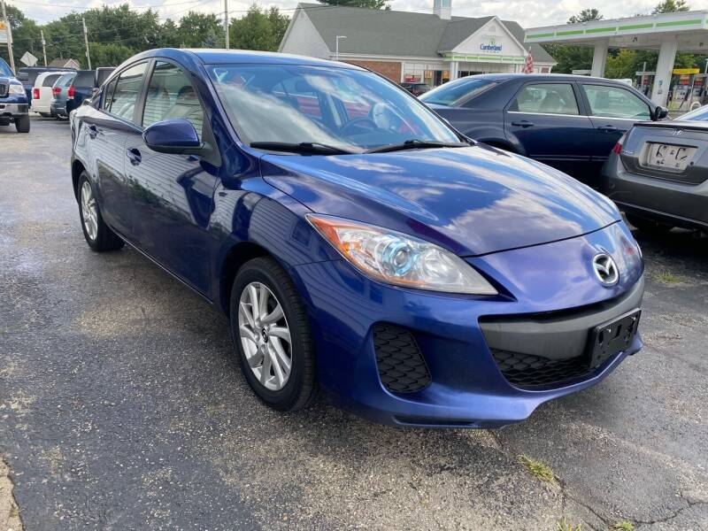 2013 Mazda MAZDA3 for sale at Plaistow Auto Group in Plaistow NH