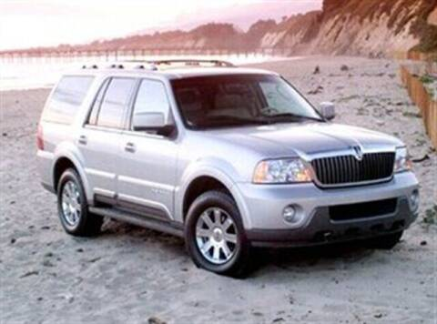 2004 Lincoln Navigator for sale at Boktor Motors in North Hollywood CA