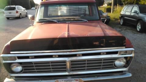 1975 Ford F-350 Super Duty for sale at Classic Car Deals in Cadillac MI