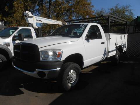 2007 Dodge Ram Chassis 2500 for sale at Armstrong Truck Center in Oakdale CA