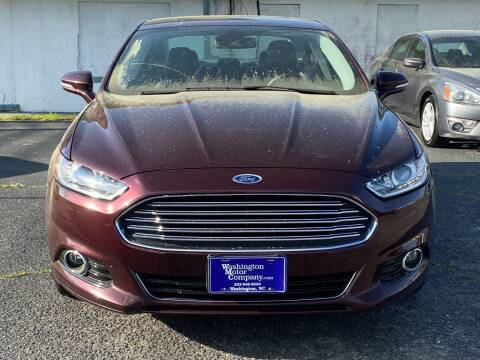 2013 Ford Fusion for sale at DRIVEhereNOW.com in Greenville NC