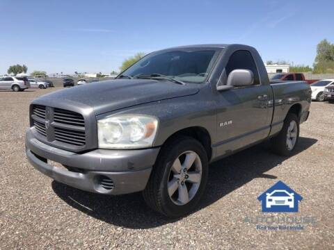 2008 Dodge Ram Pickup 1500 for sale at AUTO HOUSE PHOENIX in Peoria AZ