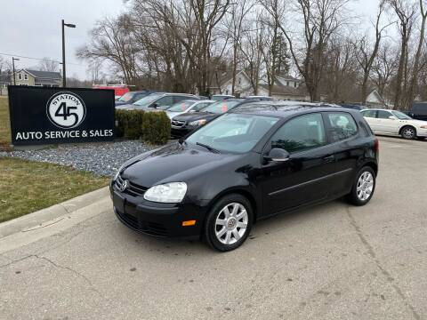 2007 Volkswagen Rabbit for sale at Station 45 Auto Sales Inc in Allendale MI
