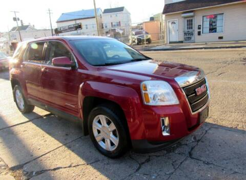 2013 GMC Terrain for sale at MFG Prestige Auto Group in Paterson NJ