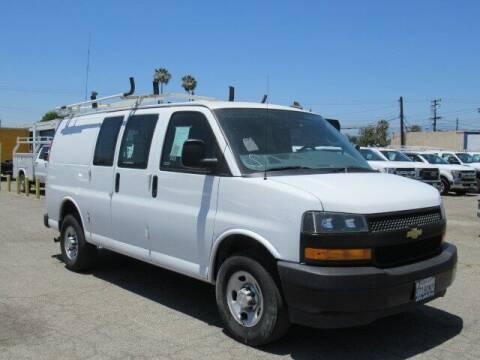 2019 Chevrolet Express Cargo for sale at Atlantis Auto Sales in La Puente CA