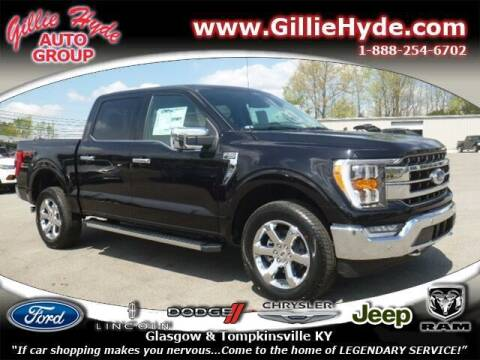 2021 Ford F-150 for sale at Gillie Hyde Auto Group in Glasgow KY