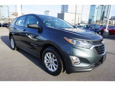 2018 Chevrolet Equinox for sale at BEAMAN TOYOTA in Nashville TN