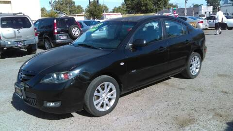 2007 Mazda MAZDA3 for sale at Larry's Auto Sales Inc. in Fresno CA