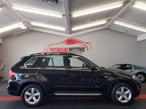 2011 BMW X5 for sale at Premium Motors in Villa Park IL