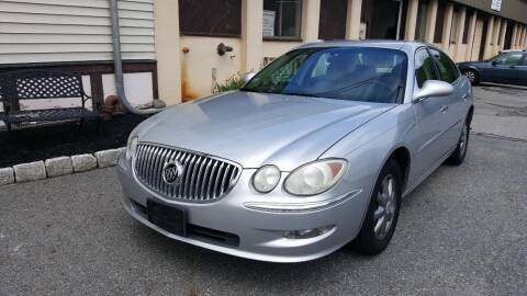 2009 Buick LaCrosse for sale at MOTTA AUTO SALES in Methuen MA