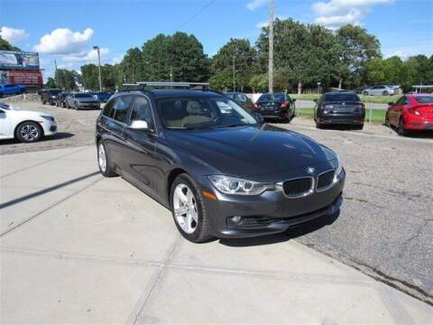 2015 BMW 3 Series for sale at J T Auto Group in Sanford NC