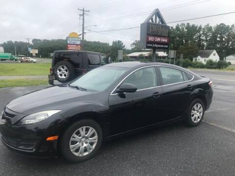 2012 Mazda MAZDA6 for sale at J Wilgus Cars in Selbyville DE