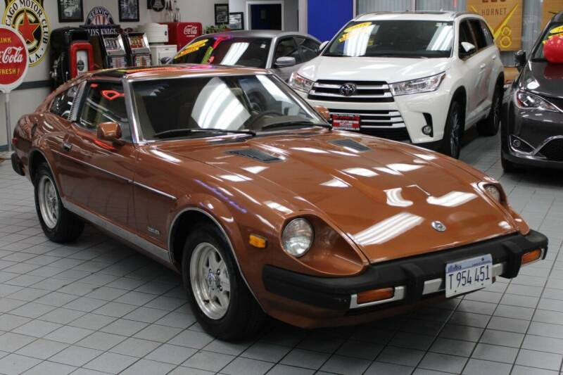 1981 Datsun 280ZX for sale at Windy City Motors in Chicago IL