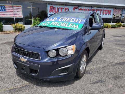 2016 Chevrolet Sonic for sale at Auto Connection in Manassas VA