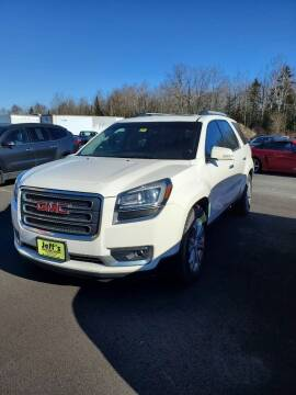 2014 GMC Acadia for sale at Jeff's Sales & Service in Presque Isle ME