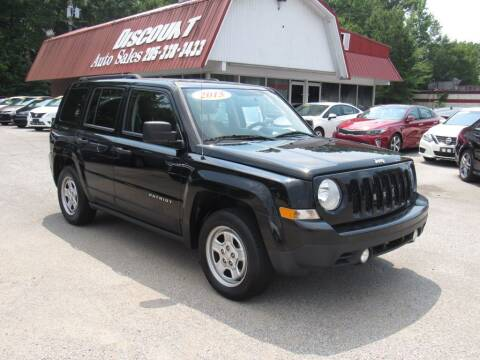 2015 Jeep Patriot for sale at Discount Auto Sales in Pell City AL