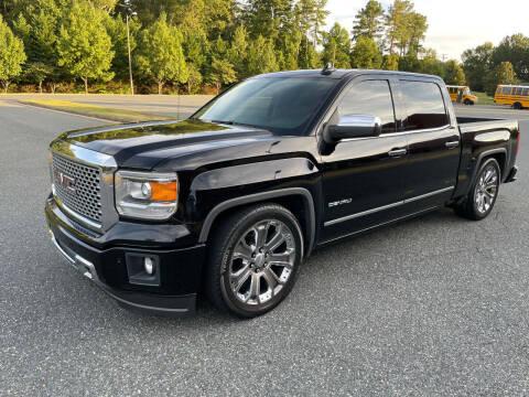 2015 GMC Sierra 1500 for sale at Superior Wholesalers Inc. in Fredericksburg VA