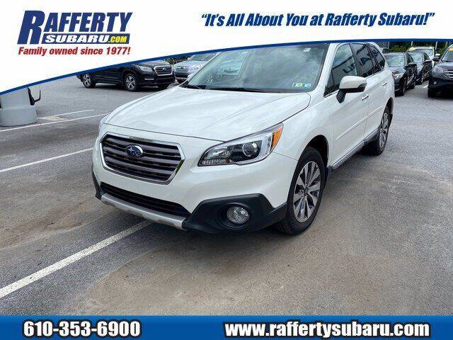 2017 Subaru Outback for sale in Newtown Square, PA