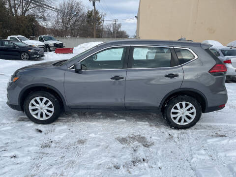 2017 Nissan Rogue for sale at My Town Auto Sales in Madison Heights MI