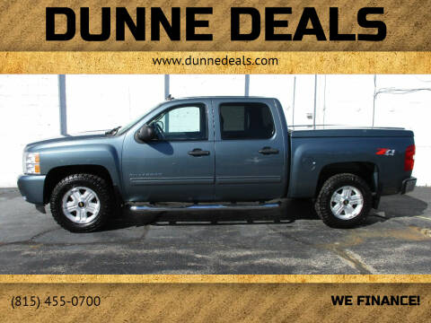 2011 Chevrolet Silverado 1500 for sale at Dunne Deals in Crystal Lake IL