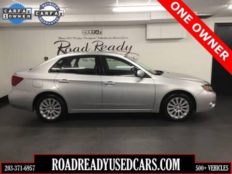 2011 Subaru Impreza for sale at Road Ready Used Cars in Ansonia CT