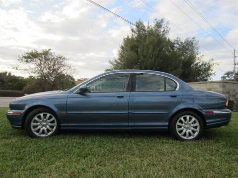 2002 Jaguar X-Type for sale at Auto Sport Group in Delray Beach FL