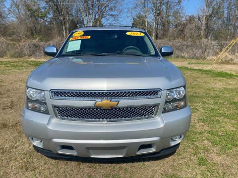 2013 Chevrolet Suburban for sale at CAPITOL AUTO SALES LLC in Baton Rouge LA