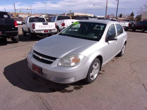 2007 Chevrolet Cobalt for sale at Quality Auto City Inc. in Laramie WY