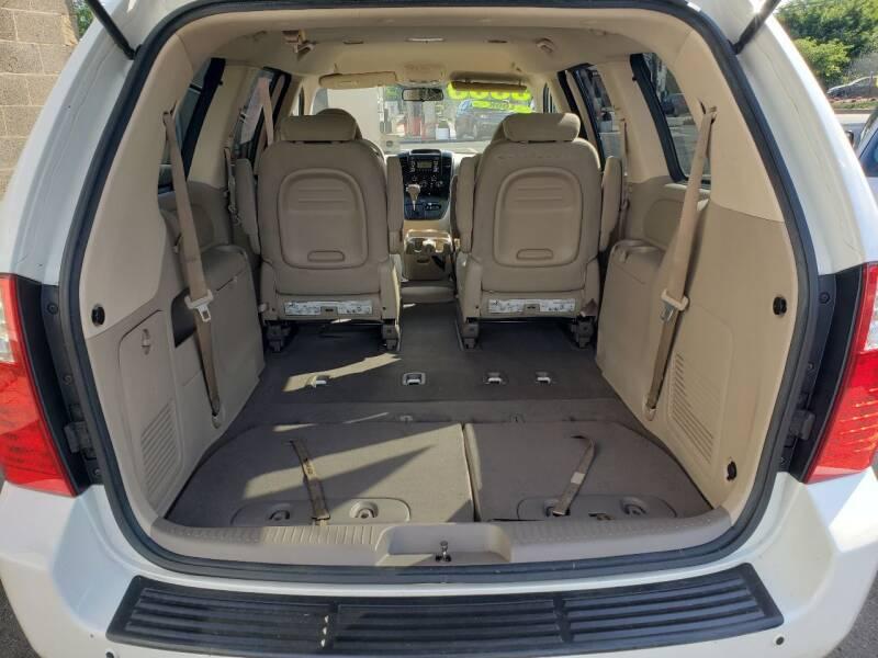 2009 Kia Sedona LX 4dr Mini-Van LWB - Fair Lawn NJ