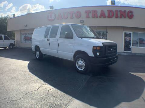 2010 Ford E-Series Cargo for sale at LB Auto Trading in Orlando FL