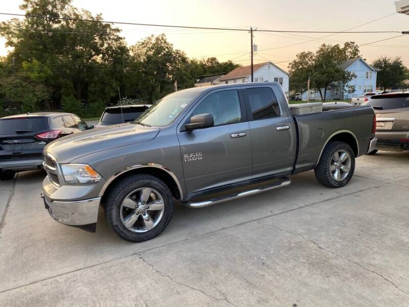 2013 RAM Ram Pickup 1500 for sale at Victoria Pre-Owned in Victoria TX