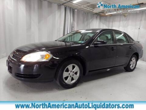 2009 Chevrolet Impala for sale at North American Auto Liquidators in Essington PA