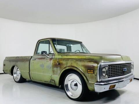 1971 Chevrolet C/K 10 Series for sale at Luxury Auto Collection in Scottsdale AZ