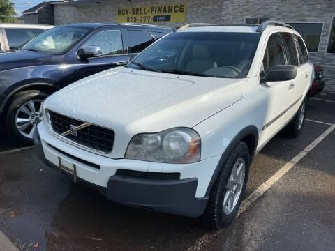 2005 Volvo XC90 for sale at MFT Auction in Lodi NJ