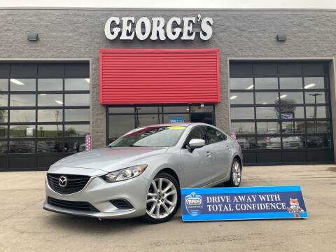 2017 Mazda MAZDA6 for sale at George's Used Cars - Telegraph in Brownstown MI