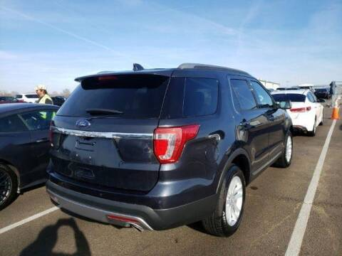 2017 Ford Explorer for sale at CU Carfinders in Norcross GA