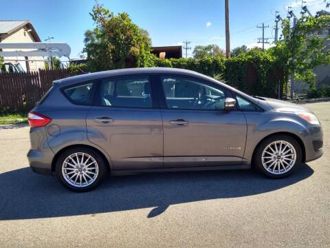 2013 Ford C-MAX Hybrid for sale at GLOBAL AUTOMOTIVE in Grayslake IL