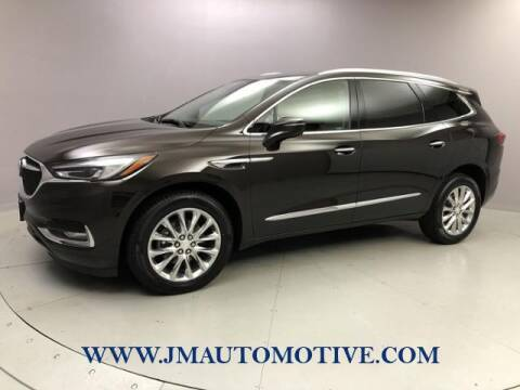 2018 Buick Enclave for sale at J & M Automotive in Naugatuck CT